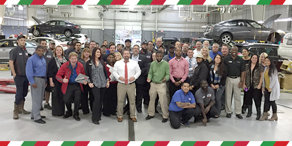 Exceptional Happy Holidays From Hall Nissan