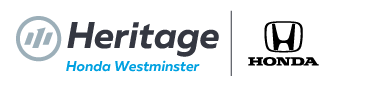 Heritage Honda Westminster Logo