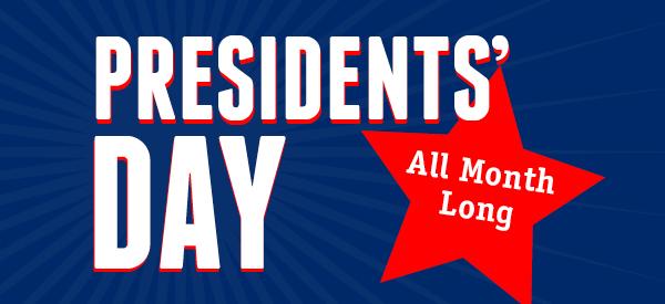 heritage volkswagen subaru  presidents day  month long