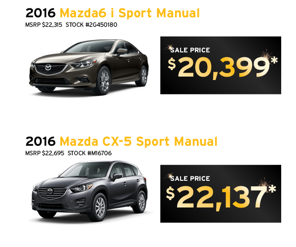 Mazda Dealers Maryland: New Ride Sales Event