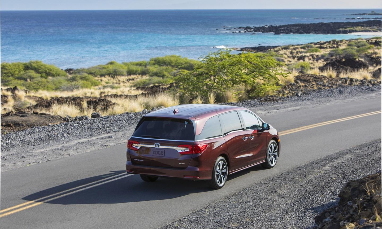 Apple Tree Honda - 2019 Honda Odyssey