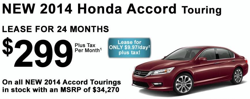 Honda-new-2014 accord touring