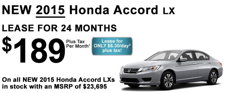 Honda-new-2015 accord