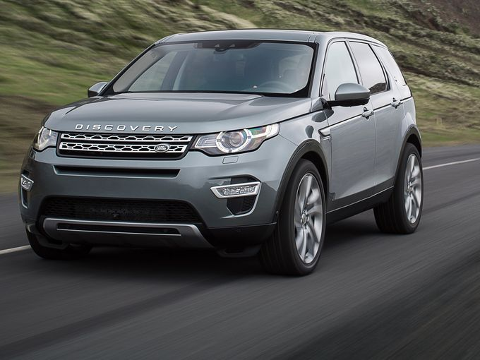 jaguar land rover cary 2015 land rover discovery sport suv is bold progressive. Black Bedroom Furniture Sets. Home Design Ideas