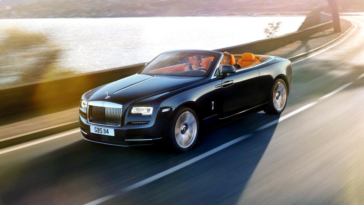 indiGO Auto Group – Desert European Motorcars Campus - Rolls-Royce