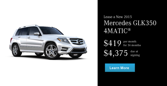 Right Now, Youu0027ll Find Exciting Lease Options On Every New Mercedes In  Stock, Including Popular 4MATIC® Models.