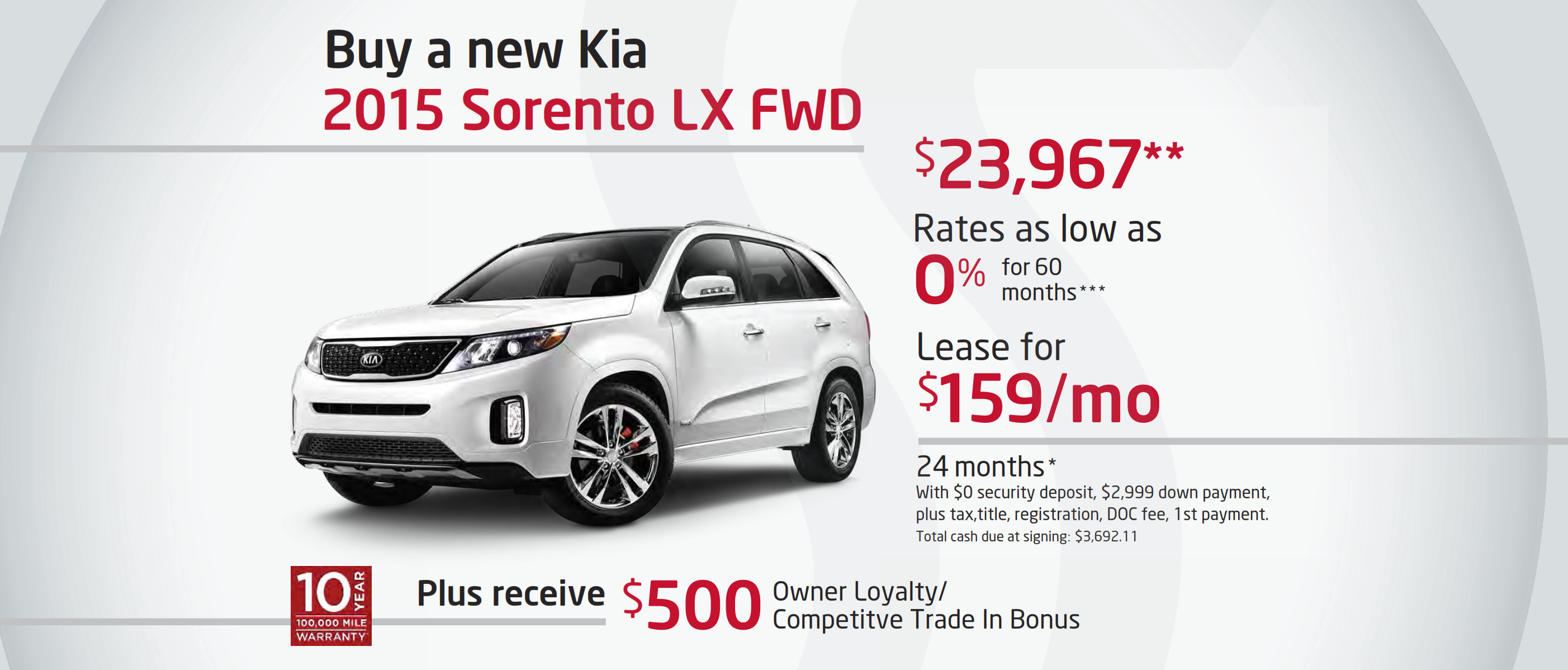Kia of West Springfield March Newsletter