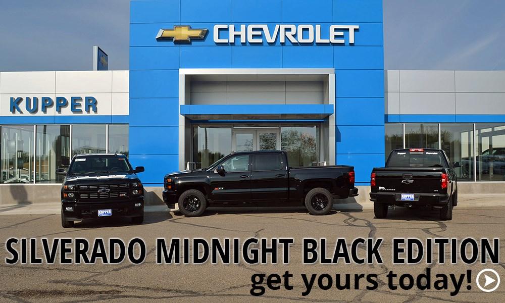 Silverado Midnight Edition