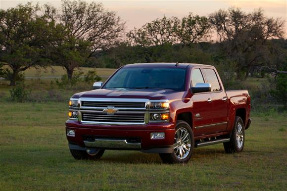 2014 Silverado High Country