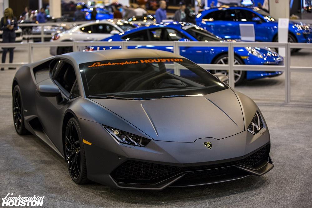Lamborghini Houston Lamborghini Houston Debuts The 2017 Huracan