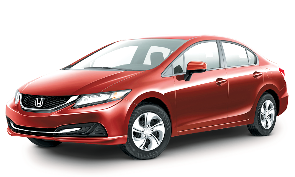 2015 Civic LX