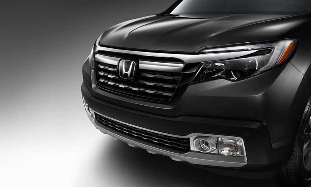 Earlier this week, Honda released the all-new 2017 Honda Ridgeline ...