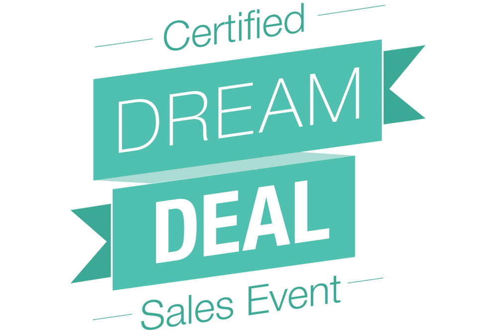 Dream Deal sales event