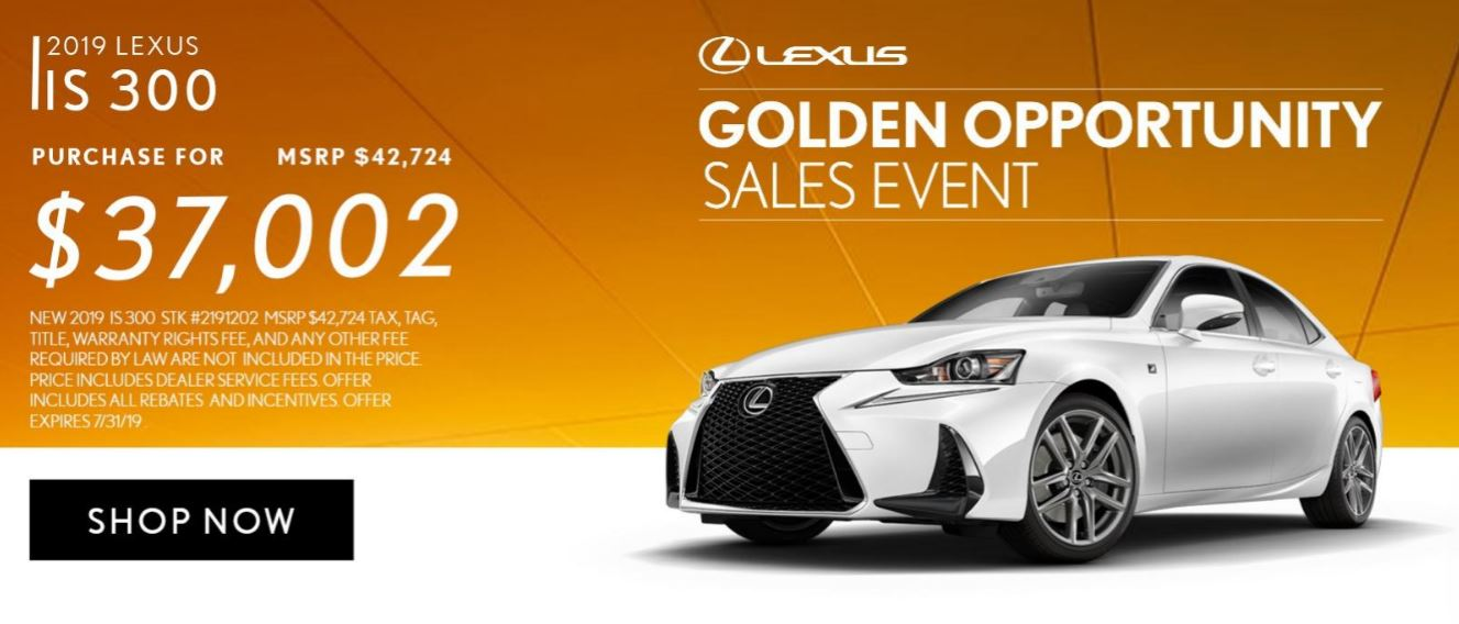 fall collection lexus