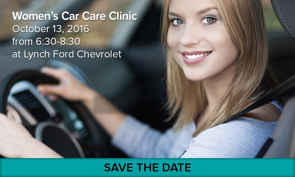Women's Car Care Clinic
