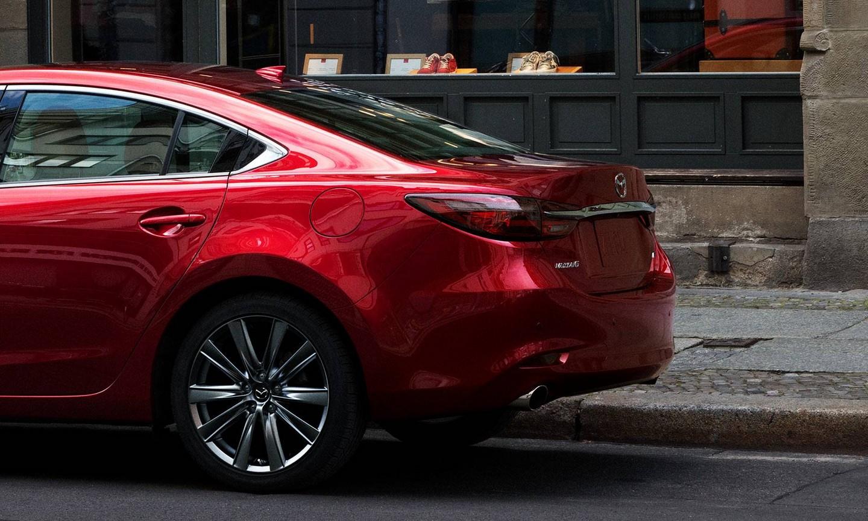 Heritage Mazda Towson >> Heritage Mazda - 2018 Mazda6
