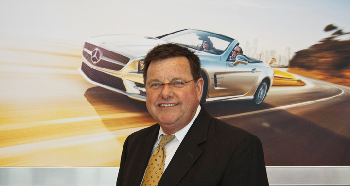 Get to know gary childers for Felix sabates mercedes benz charlotte nc