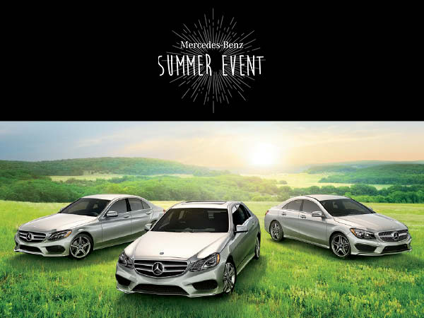 Mercedes benz of annapolis the summer event is here for Mercedes benz service annapolis md