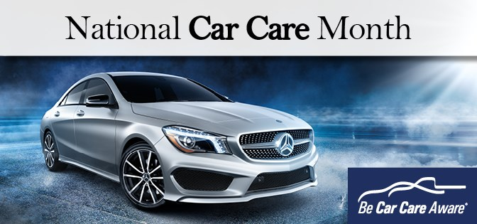 April Is National Car Care Month Mercedes Benz Of Smithtown