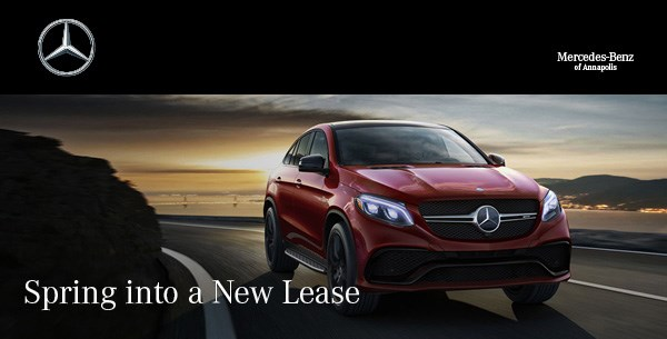March newsletter from mercedes benz of annapolis for Annapolis mercedes benz service