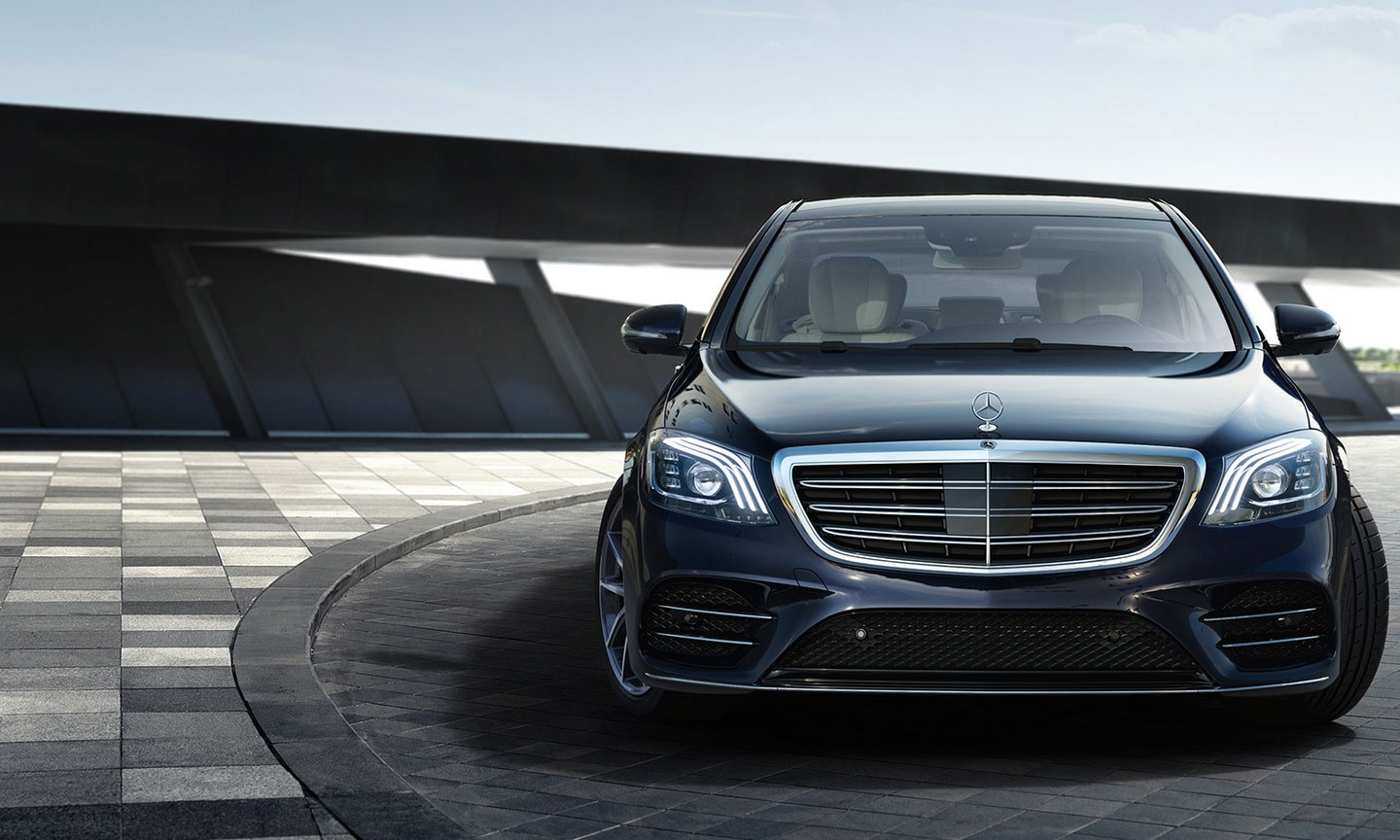 2019 Luxury Car Of The Year: Mercedes-Benz Offers Another