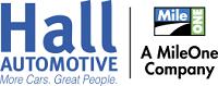Hall Honda Logo