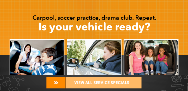 Is your vehicle ready?