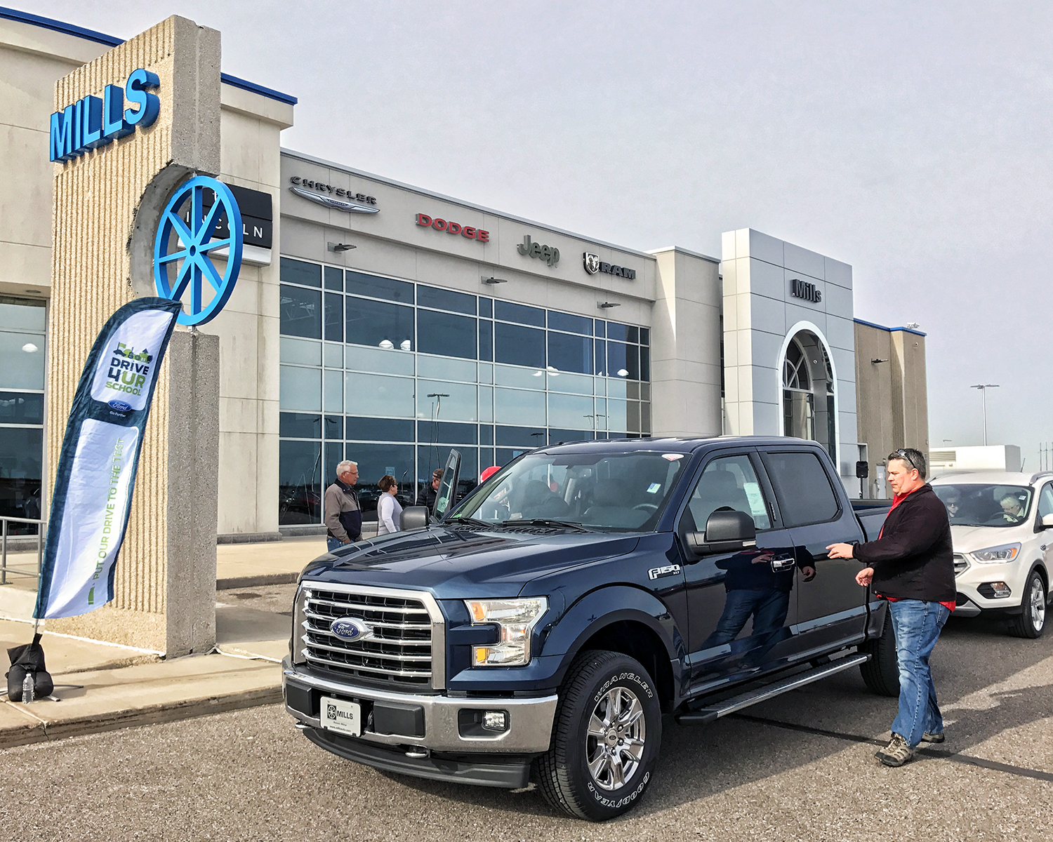 Mills Ford Willmar >> Mills Ford Hnger Games