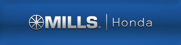 Mills Honda Logo