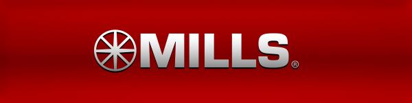 Mills Toyota Logo