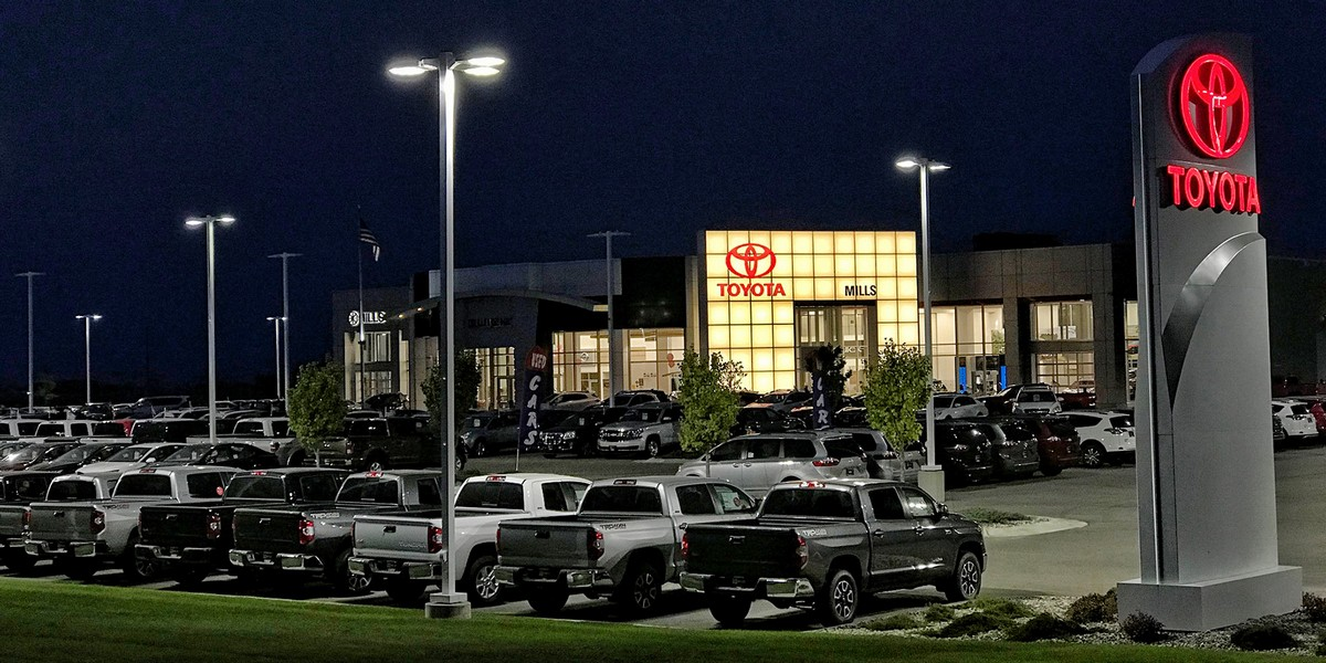 Mills Toyota Toyota Named Most Admired Automaker By Fortune For