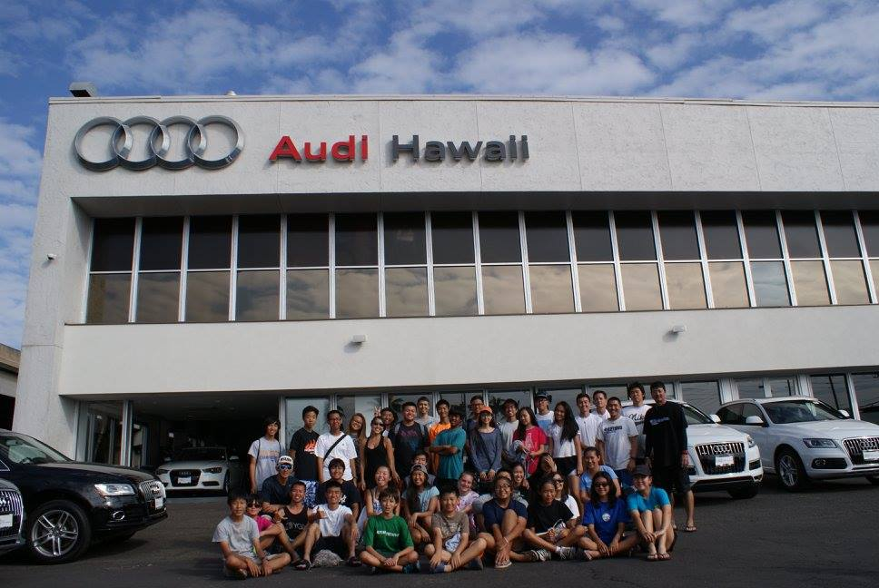 Audi Honolulu Audi Hawaii Highlights A Momentous Year - Audi hawaii