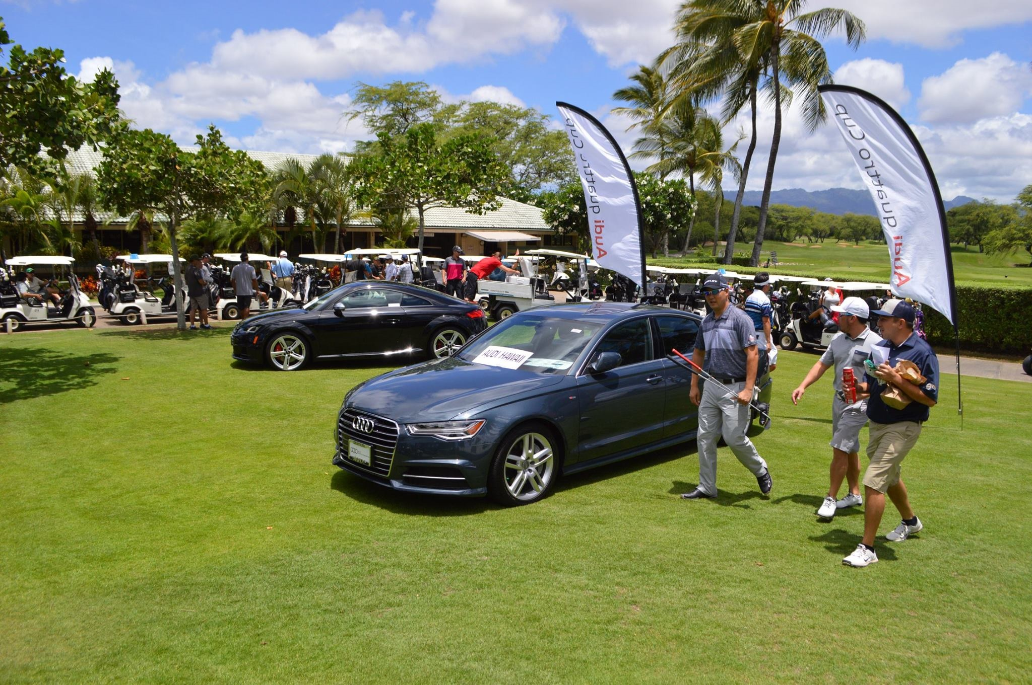Audi Honolulu Audi Hawaii Hosts Th Annual Audi Quattro Cup - Audi hawaii