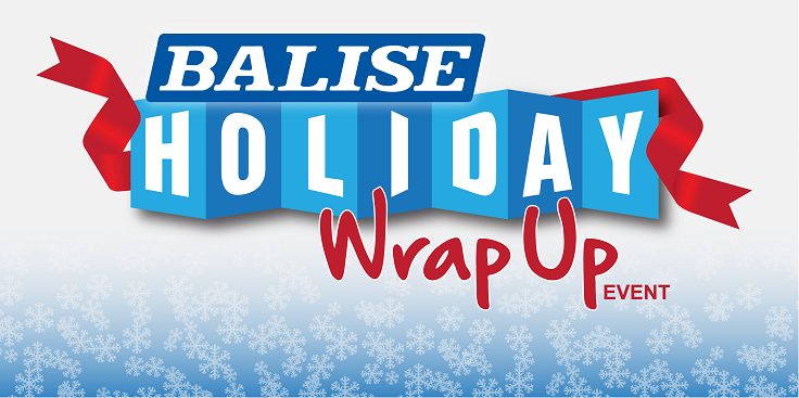 Balise Holiday Wrap Up event