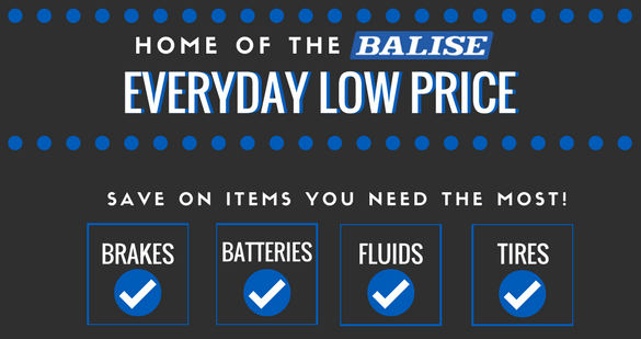Balise Everday Low Price