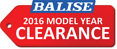 Balise Model Year End Clearance 2016 Logo