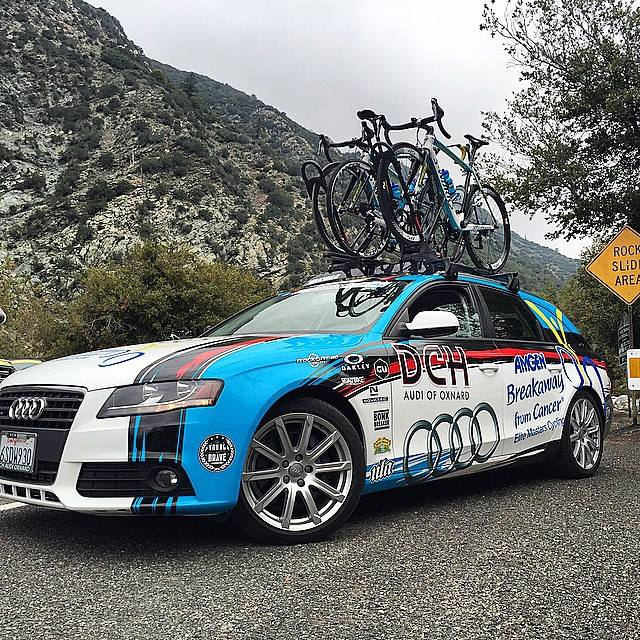 DCH Audi Oxnard Sponsors Breakaway From