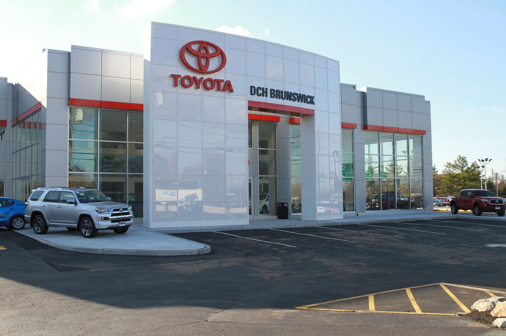 DCH Brunswick Toyotau0027s New Showroom Is Officially Open For Business