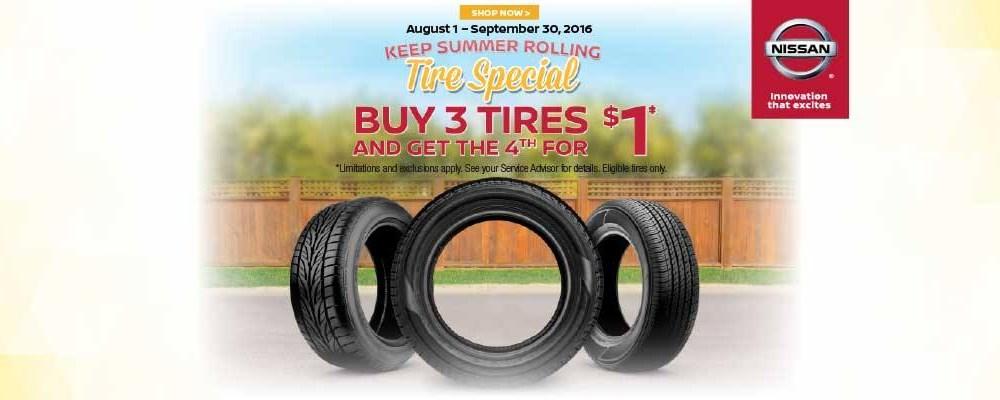 tires promo