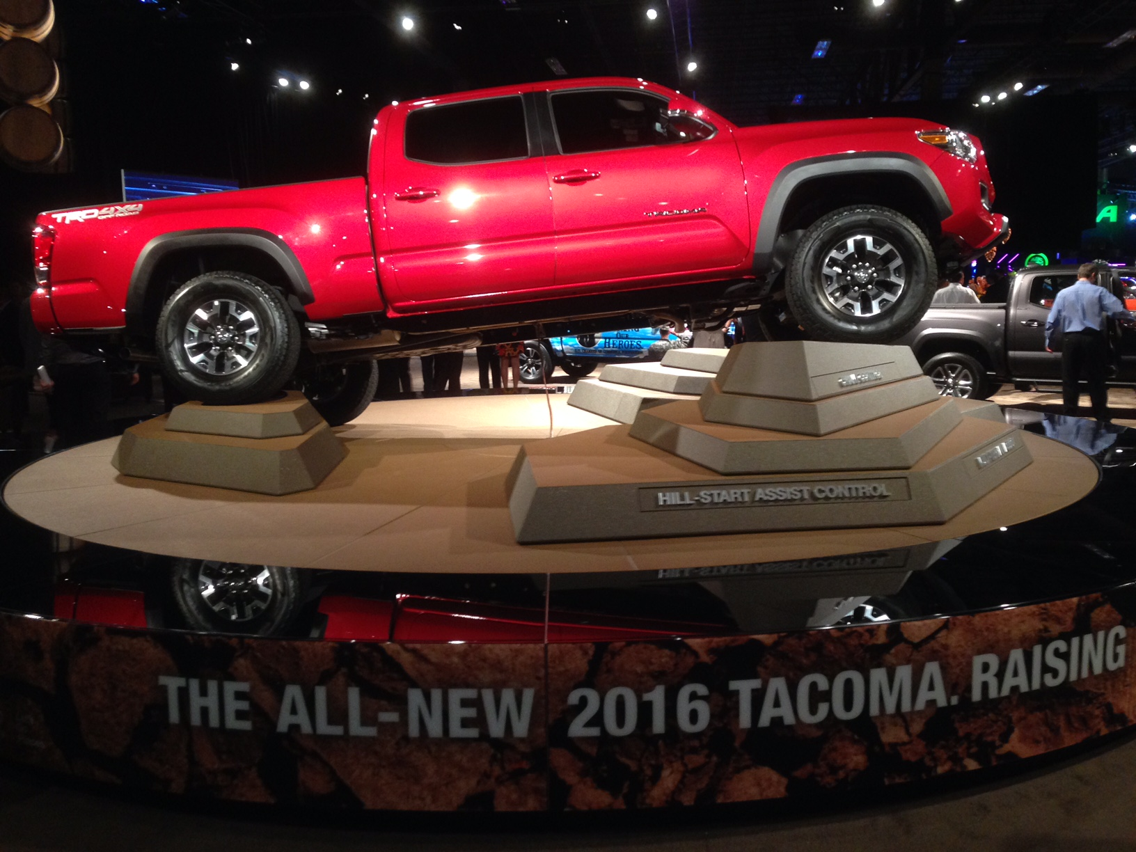 Dch Freehold Toyota Toyota Hosts National Dealer Meeting In Las Vegas