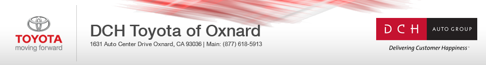 Toyota Of Oxnard >> Dch Toyota Of Oxnard Survey