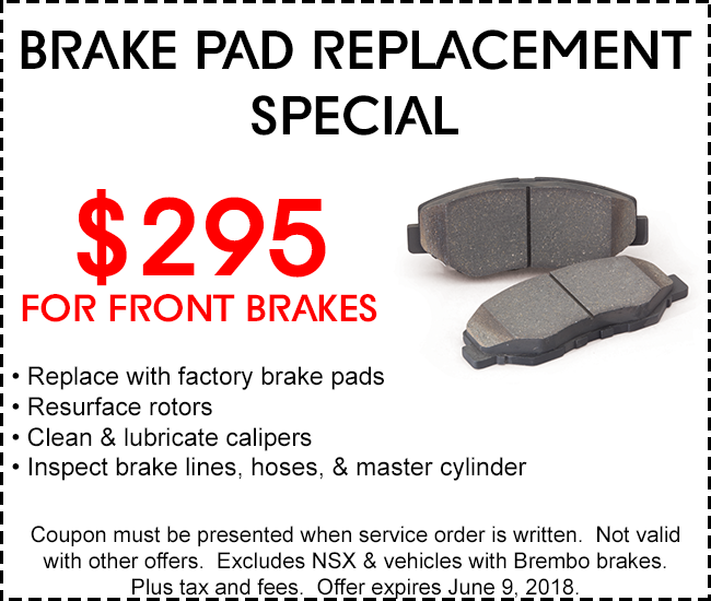Audi Lynbrook Home: Service & Parts Coupons