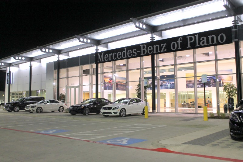 MercedesBenz Of Plano MercedesBenz Of Plano Expands To New - Mercedes benz texas dealerships