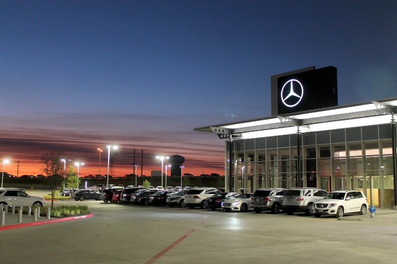 Mercedes benz of plano mercedes benz of plano expands to for Plano mercedes benz service