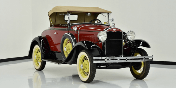 1931 Ford Model 2