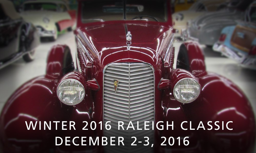 Winter 2016 Raleigh Classic