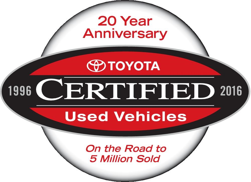 San Francisco Toyota Celebrating 20 Years Of Toyota Certified Used Vehicles
