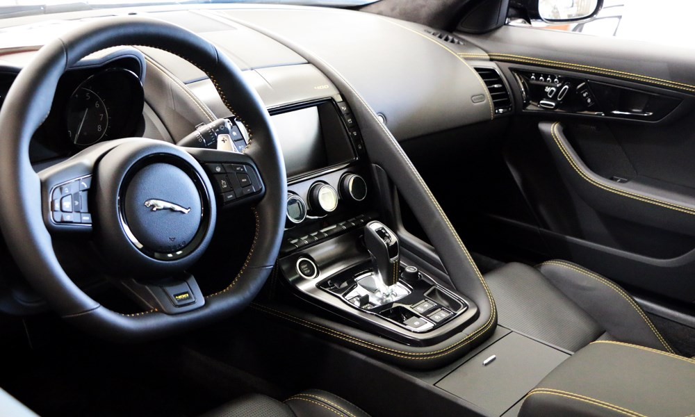 The Jaguar XE from Stevinson Imports