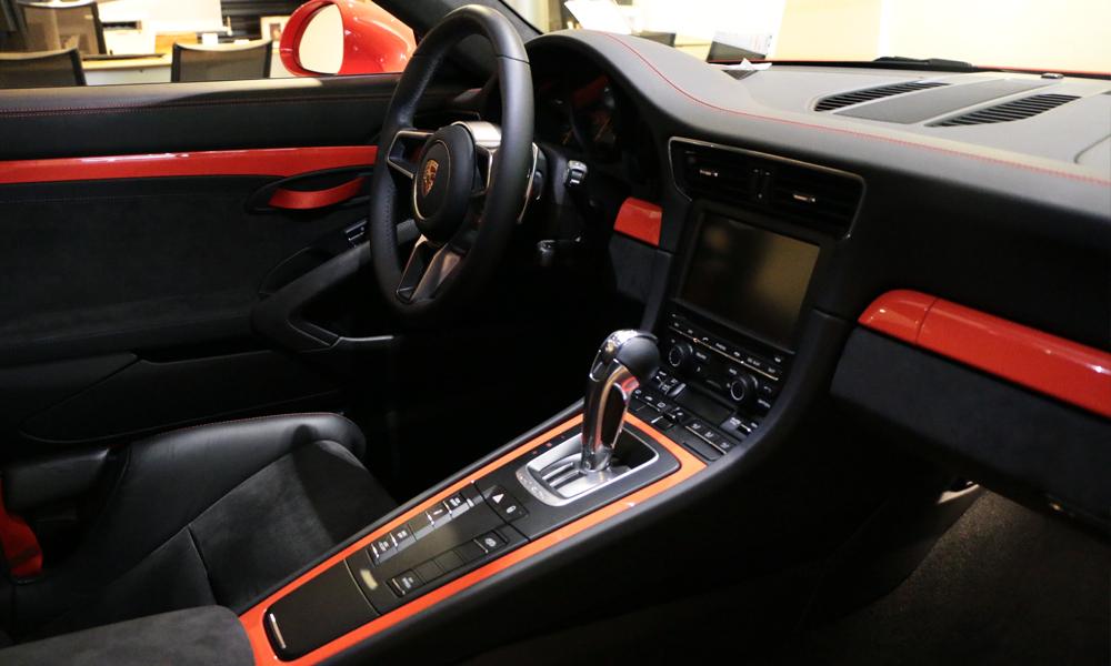 Porsche Cayenne at Stevinson Imports