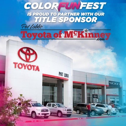 As You Can Probably Tell, Weu0027re A Team With A Lot Of Energy At Pat Lobb  Toyota Of McKinney. So Itu0027s Probably No Surprise That Weu0027re Sponsoring The  ...